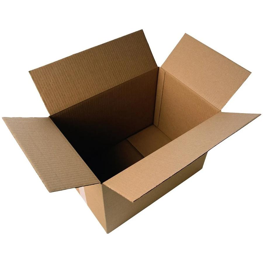 Caja De Cartón Corrugado Reforzada 90x60x20